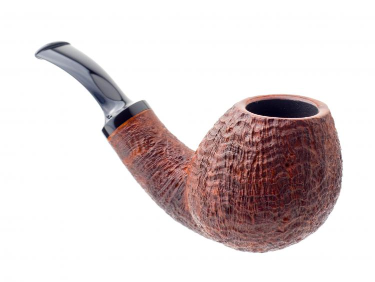 Pavel Gorbunov PAVEL GORBUNOV sandblasted bent egg (PG1803)