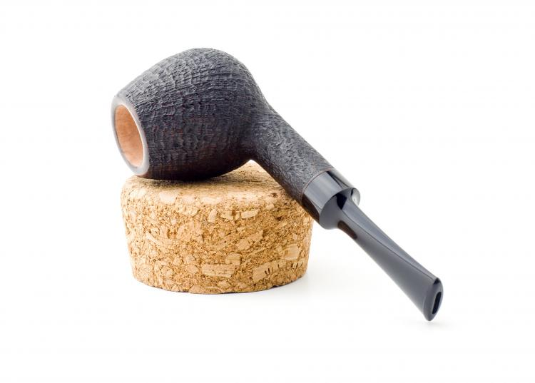Pavel Gorbunov PAVEL GORBUNOV sandblasted straight billiard (PG1808)