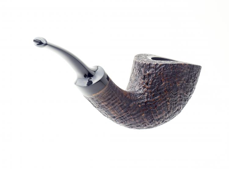 Pavel Gorbunov PAVEL GORBUNOV sandblasted bent dublin blowfish (PG1814)